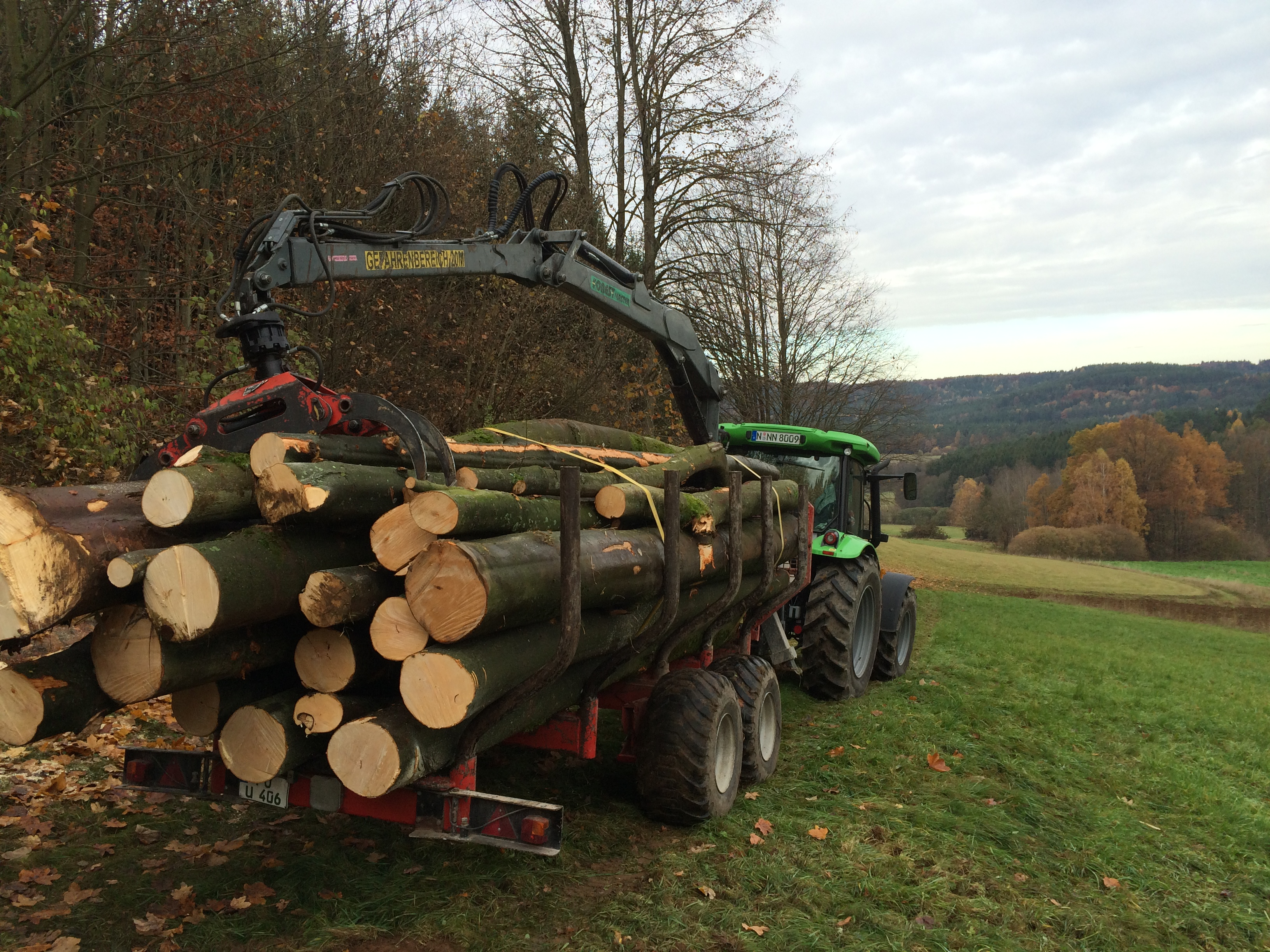 Holztransport naturheizen.de